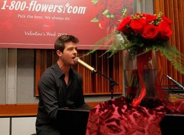 "News video: 1-800-Flowers Teams Up with Robin Thicke to Help ""Get Her Back"""