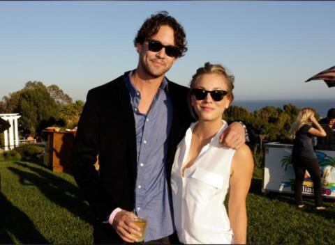 News video: Kaley Cuoco-Sweeting Throws A Surprise Party For Hubby Ryan