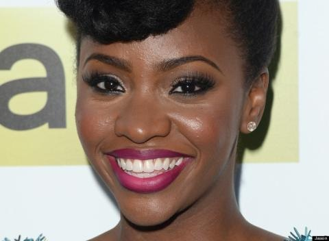 News video: Teyonah Parris Of 'Mad Men' LIVE