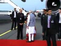 News video: Narendra Modi leaves Berlin to attend BRICS summit at Brazil